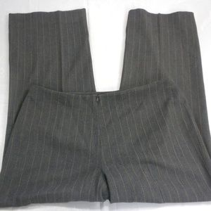 Bloomingdale's Size 12 P Pinstriped Pants